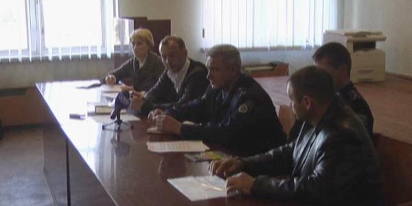 Зустріч Громадських організацій з міліцією