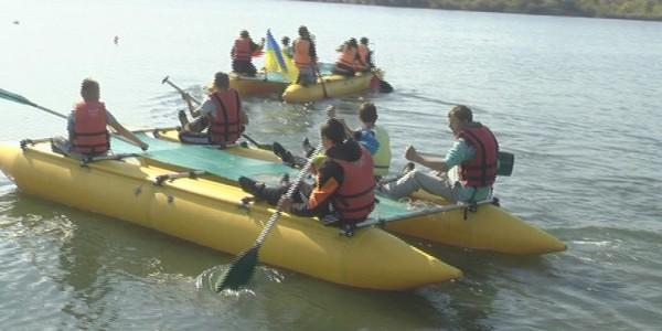 Змагання на воді
