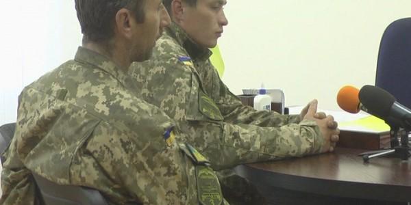 Зустріч із військовими