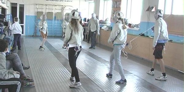 Фехтування