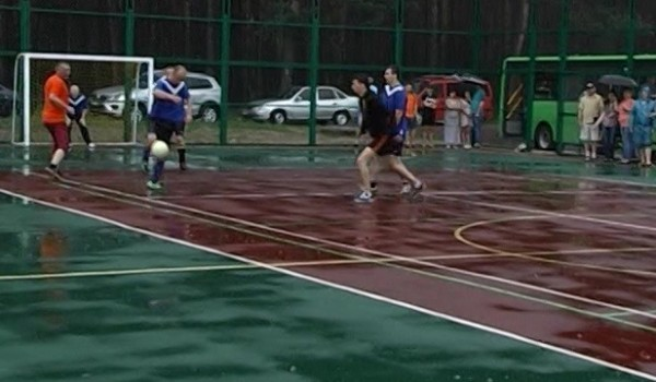 «Депутатський» футбол