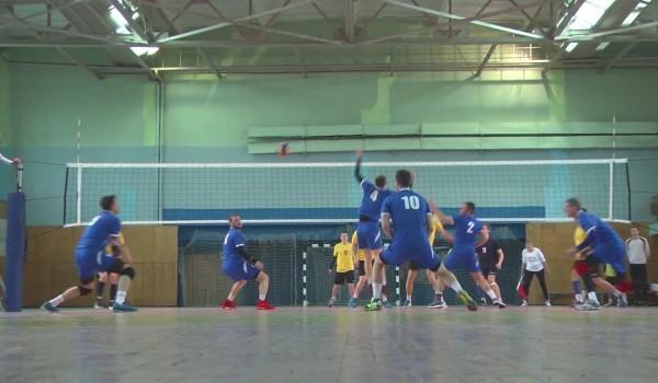Волейбол 30.03.18