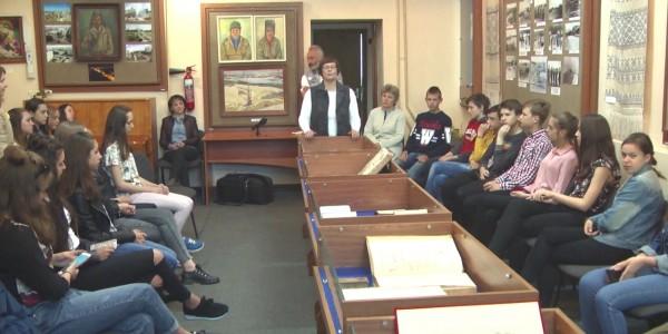 Музей книги 23.04.18