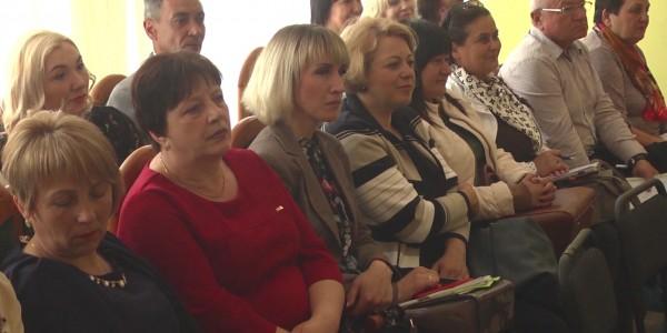 Семінар у Нетішинському ЦКРДІ