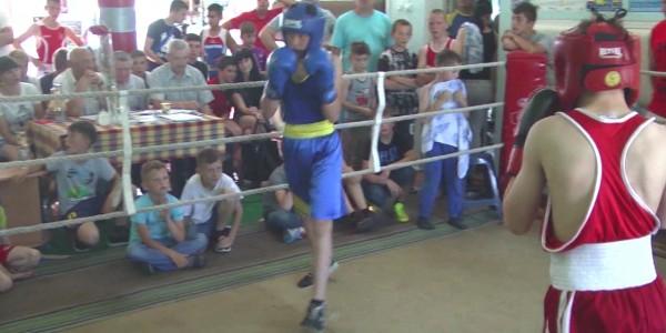 БОКС чемпіонат міста