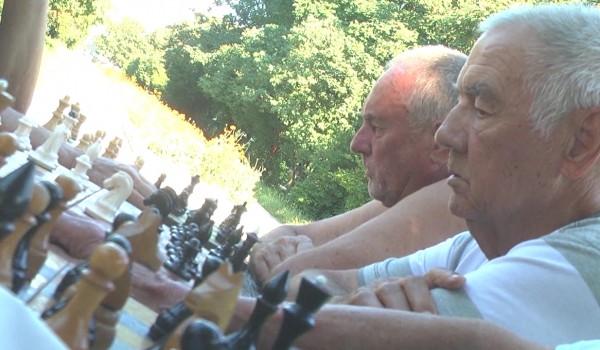 Шахматний стіл