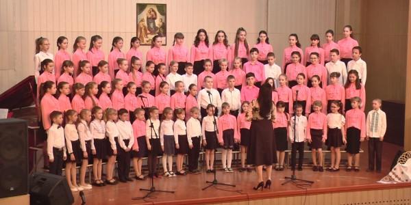Звітний концерт в Школі мистецтв
