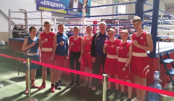Зональний чемпионат Украини з боксу
