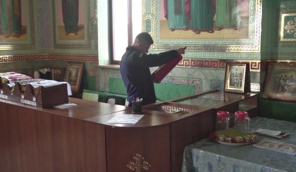 Рейд працівників ДСНС храмами міста