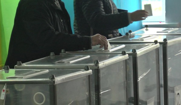 Хід голосування на виборчих дільницях м.Нетішина