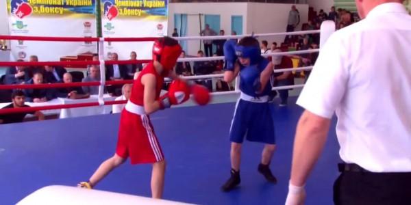 Бокс Чемпіонат України в Одесі