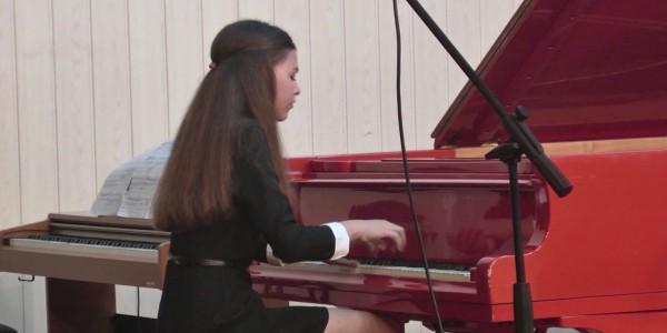 ШМ Концерт фортепіанного відділу